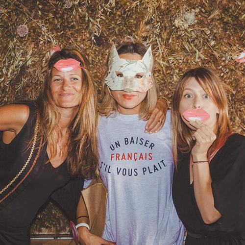 Lisa Chotard, Elodie van Zele, Clémentine Coulon