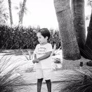 TSHIRT KIDS HENRY CALIFORNIE