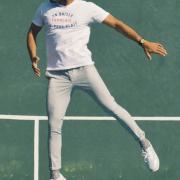 t-shirt blanc ANTOINE