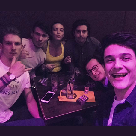 jérémie kungs and friends
