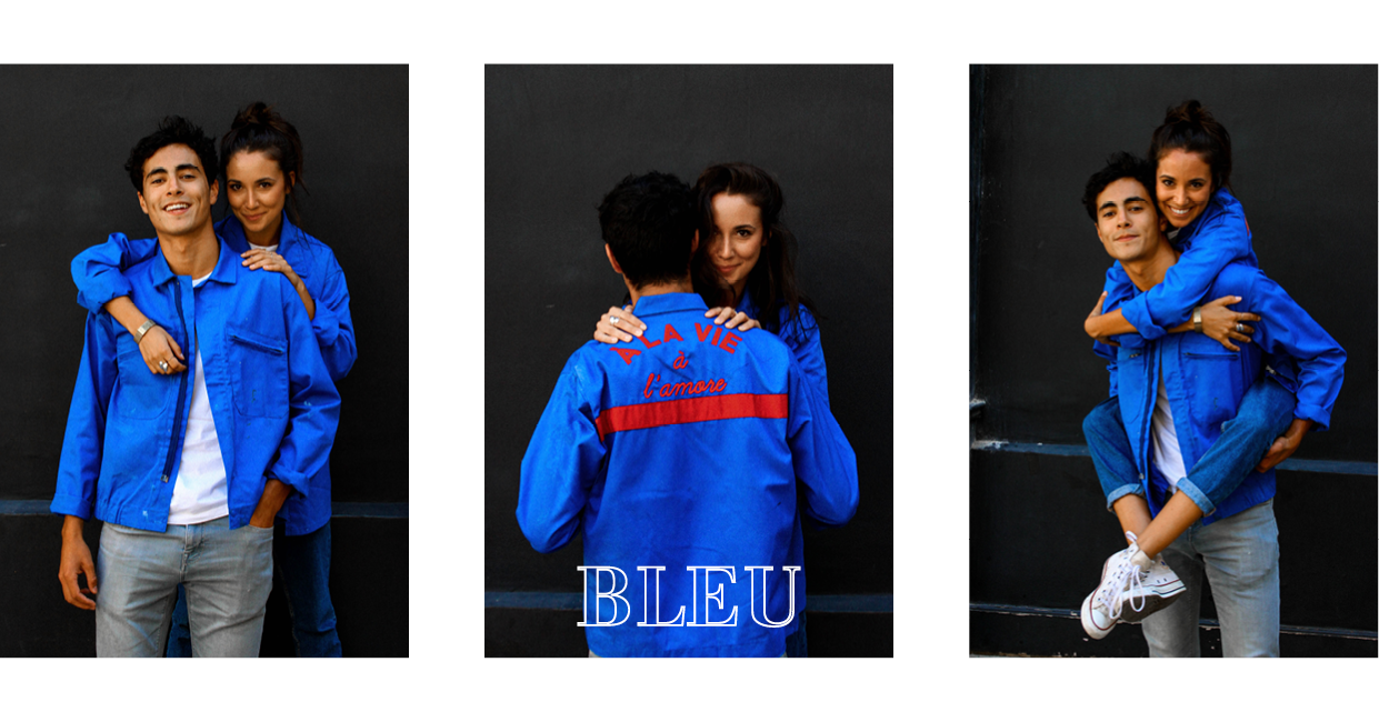 LOOKBOOK BLEU DE BLEU2