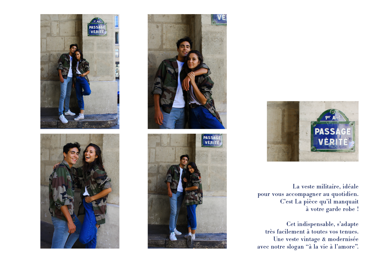 LOOKBOOK BLEU DE BLEU5