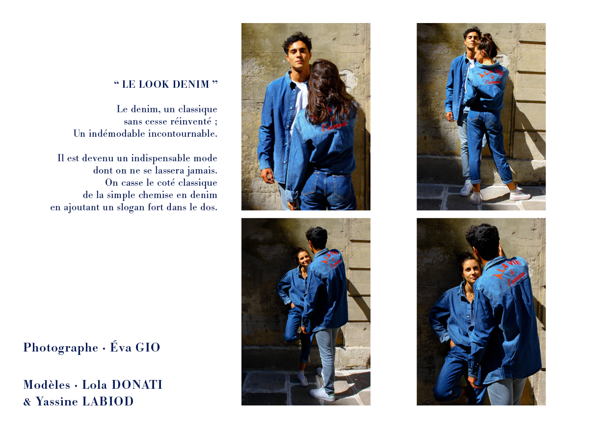 LOOKBOOK BLEU DE BLEU6